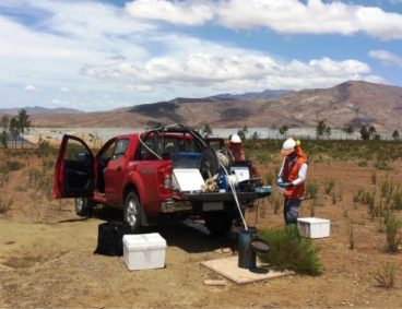 Monitoreo y análisis ambiental para Southern Corporation