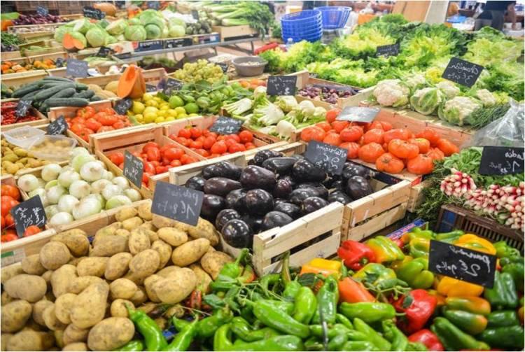 plaguicidas en alimentos