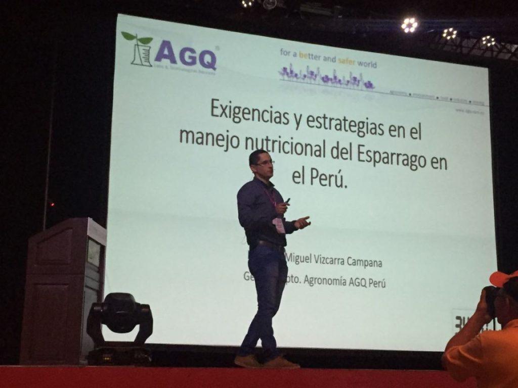 sector agroexportador en Perú