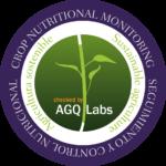 sello del seguimiento nutricional de cultivos