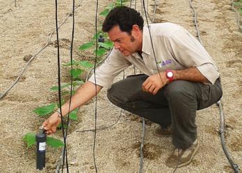 seguimiento nutricional de cultivos con agq perú