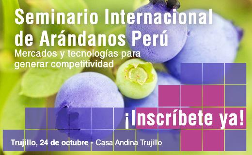 Seminario de Arandanos