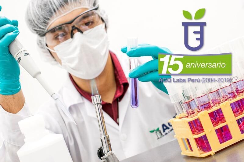 AGQ Labs cumple 15 años en Perú