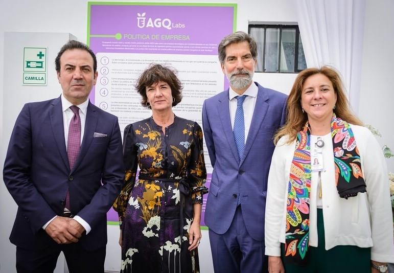 AGQ Labs Peru inauguracion