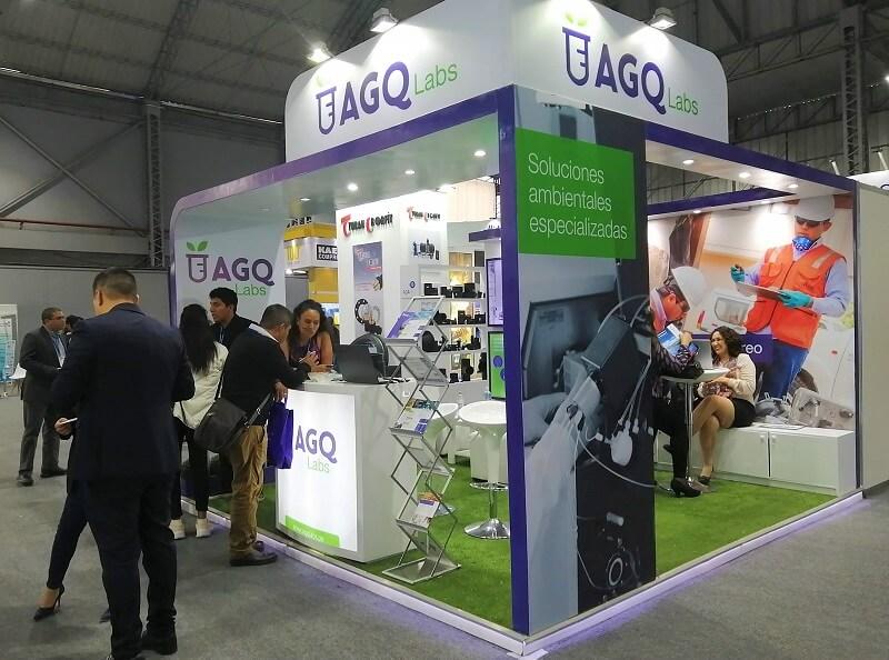 AGQ Labs en Expo Agua Peru 2019