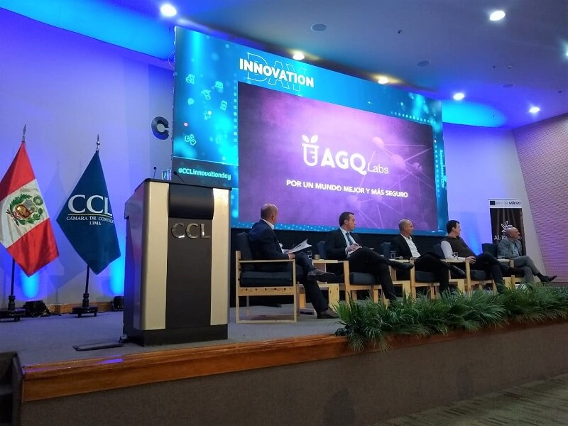 AGQ Labs en el Innovation Day