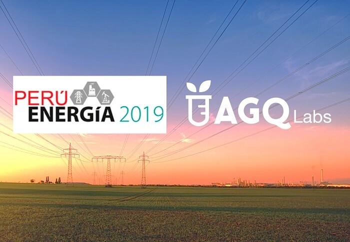 AGQ Labs en Peru Energia 2019