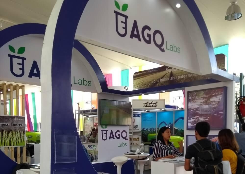 AGQ Labs en Siagro Norte 2019