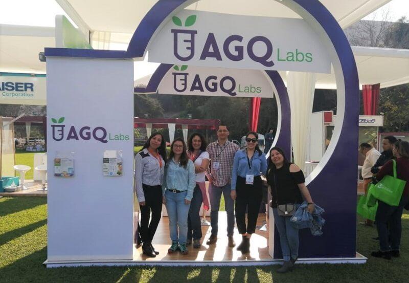 AGQ Labs participa en Siagro Sur 2019