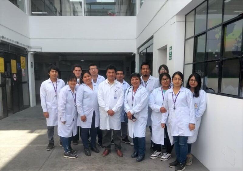 AGQ Labs recibe la visita de estudiantes universitarios