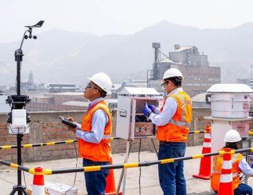 Análisis acreditados de calidad de aire