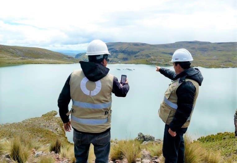 Analisis de agua para OEFA Peru
