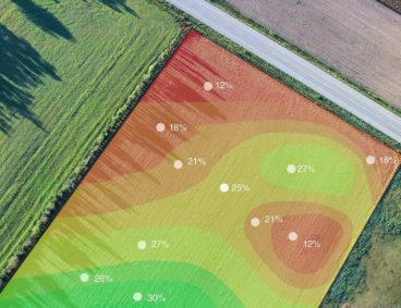Análisis de cadmio en suelo y fertilizantes