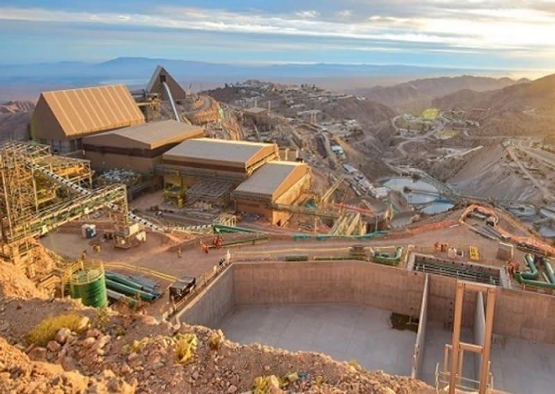 Analisis de calidad de aguas en mineria