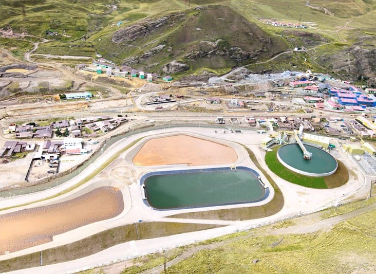 Analisis de muestras ambientales para mineras