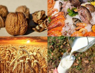 Control de alérgenos en alimentos