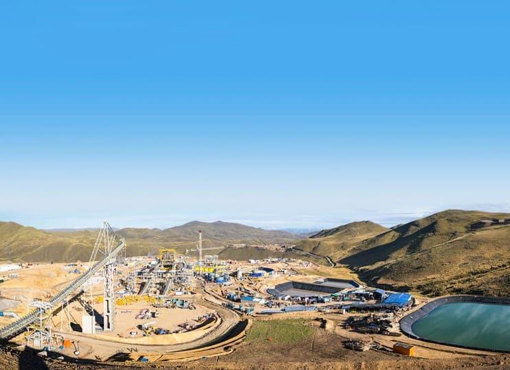 Ensayos geoquimicos para la industria minera