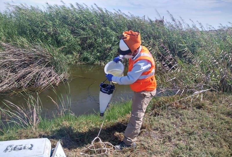 Ensayos hidrobiologicos acreditados por INACAL