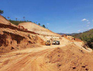 Estudios geoquímicos y de peligrosidad en minería