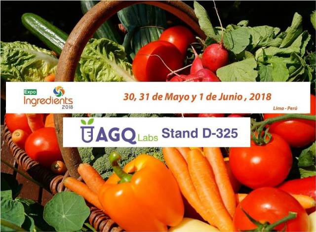 Expo Ingredients 2018