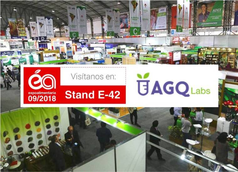 AGQ Labs en Expoalimentaria 2018