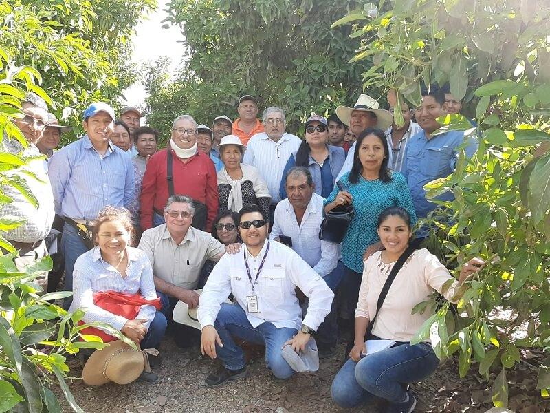 Jornada tecnica sobre analisis agronomicos en Arequipa