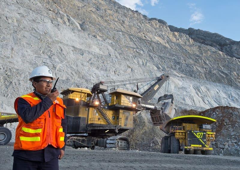 Minera Antamina Peru