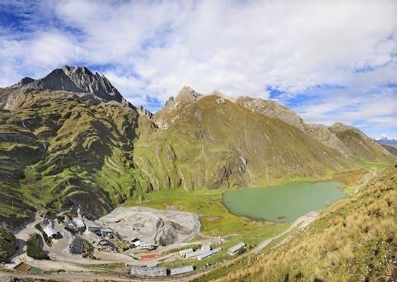 Monitoreo Ambiental de la mina Contonga
