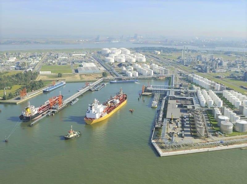 Monitoreo ambiental en terminales portuarios
