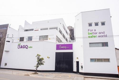 Nueva sede de AGQ Labs Perú