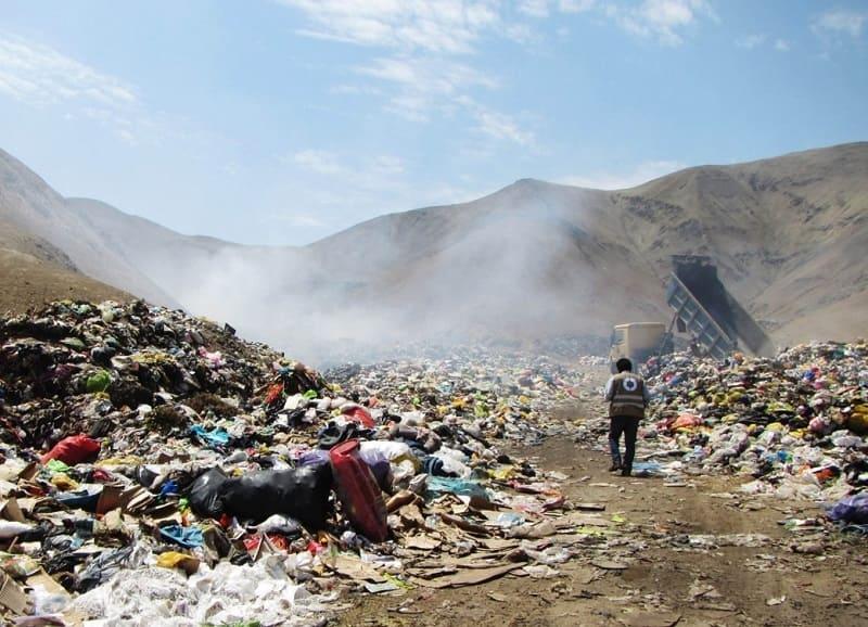 Residuos solidos y supervision ambiental