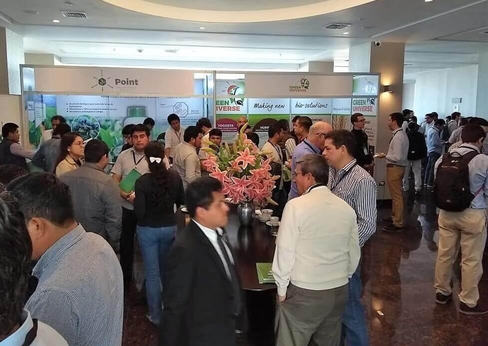 Seminario Internacional de Arandanos de Peru