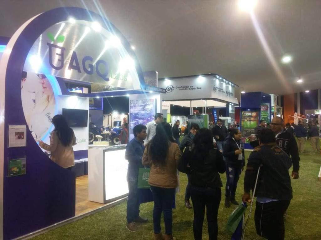 AGQ Labs Perú en Siagro Sur 2018