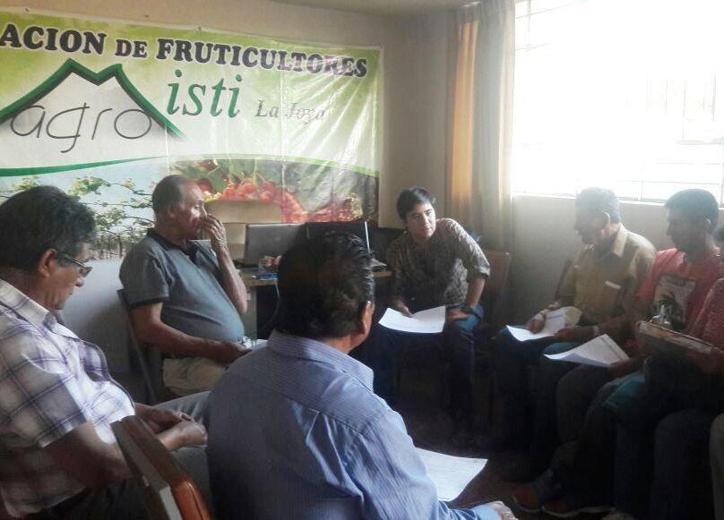 analisis agronomicos Peru