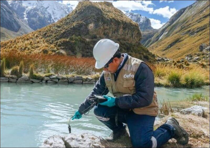 analisis de aguas para OEFA