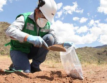 Análisis de suelos ambientales para OEFA