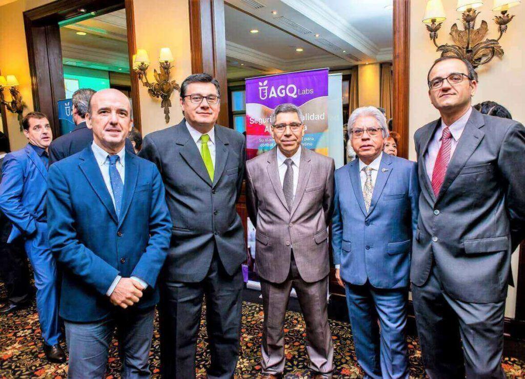 aniversario AGQ Labs Peru