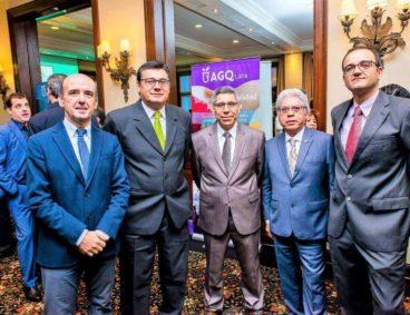 El Grupo AGQ Labs celebra su aniversario en Perú