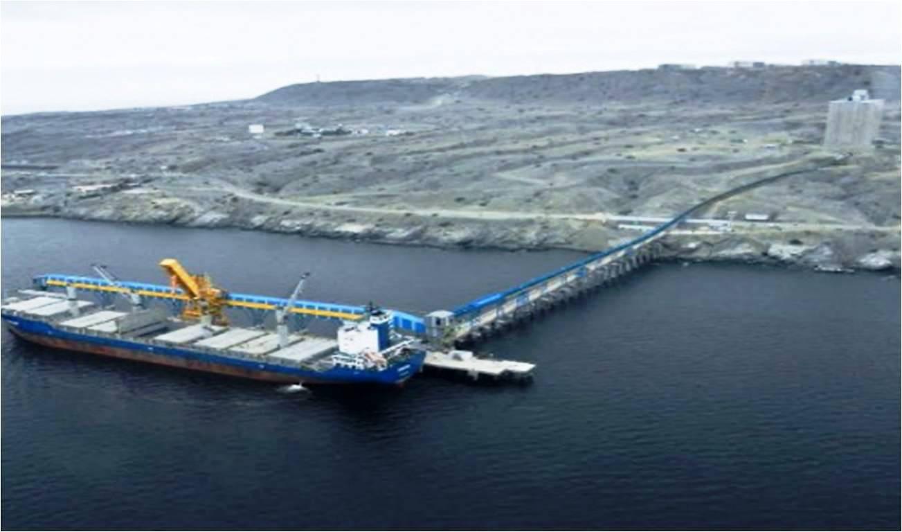 monitoreo ambiental puerto de bayovar