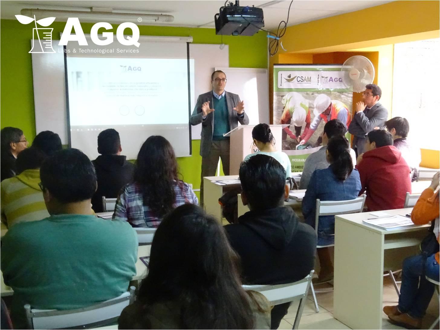 Curso de Especialización en Monitoreo Ambiental y Salud Ocupacional
