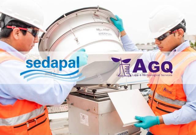 monitoreo ambiental Sedapal