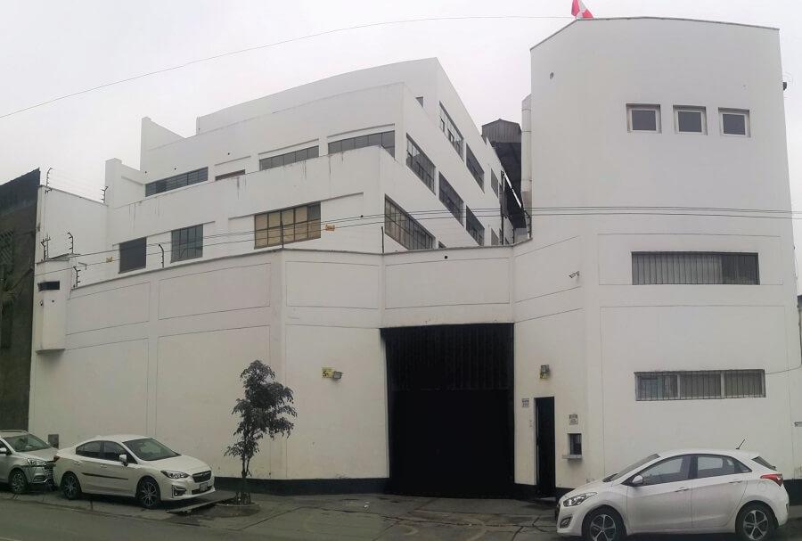 Nueva sede de AGQ Labs en Perú