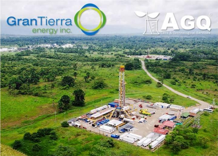 Monitoreo ambiental para el sector hidrocarburos